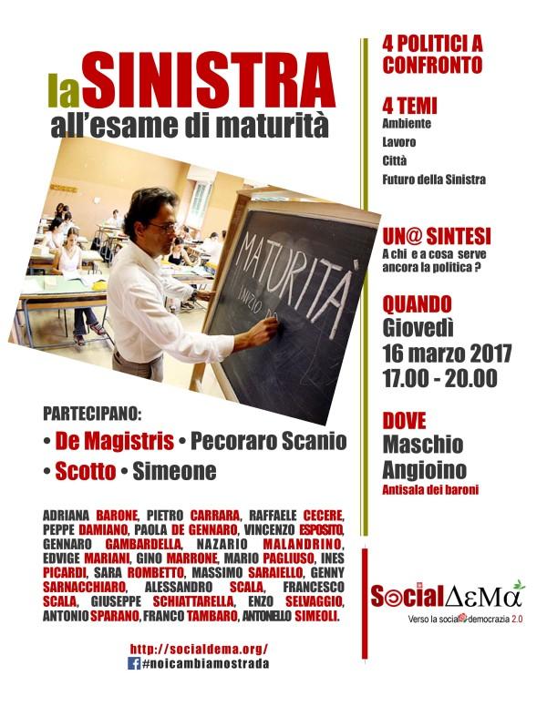 socialdema 16 marzo
